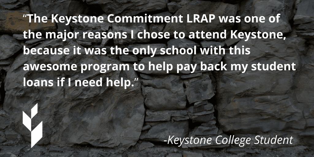 Keystone Student Quote