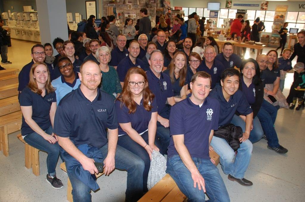 Team LRAP at FMSC
