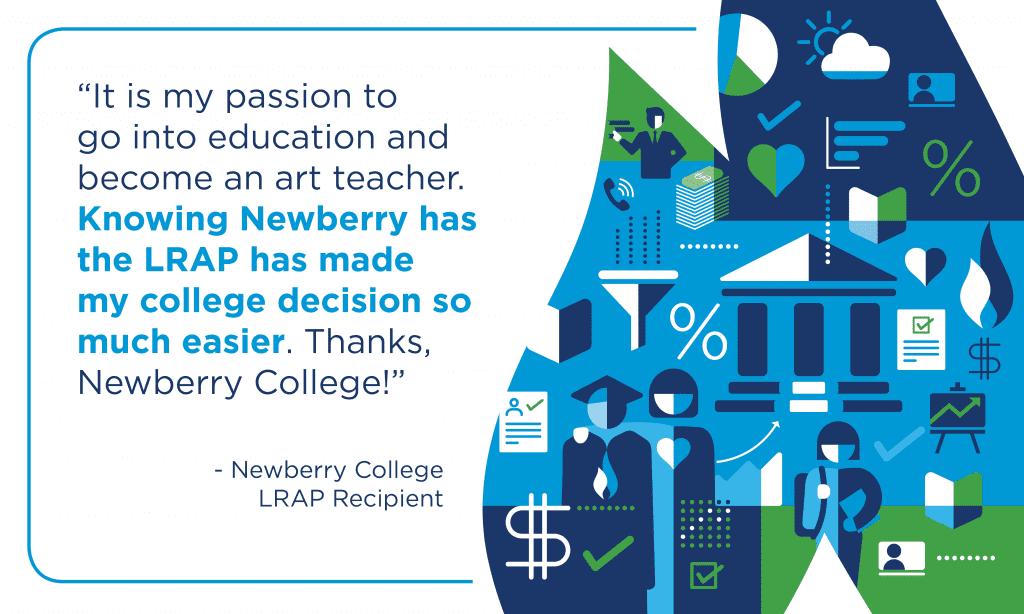 Newberry student testimonial