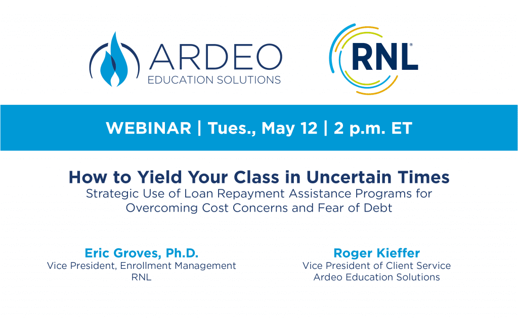 Ardeo & RNL May 12 Webinar RSVP Today