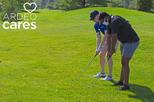Companies That Care golf outing
